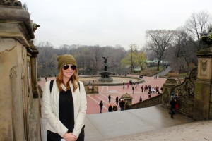 LEX IN CENTRAL PARK